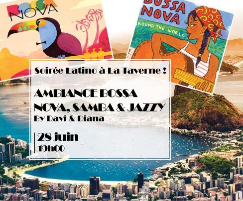affiche bossa nova